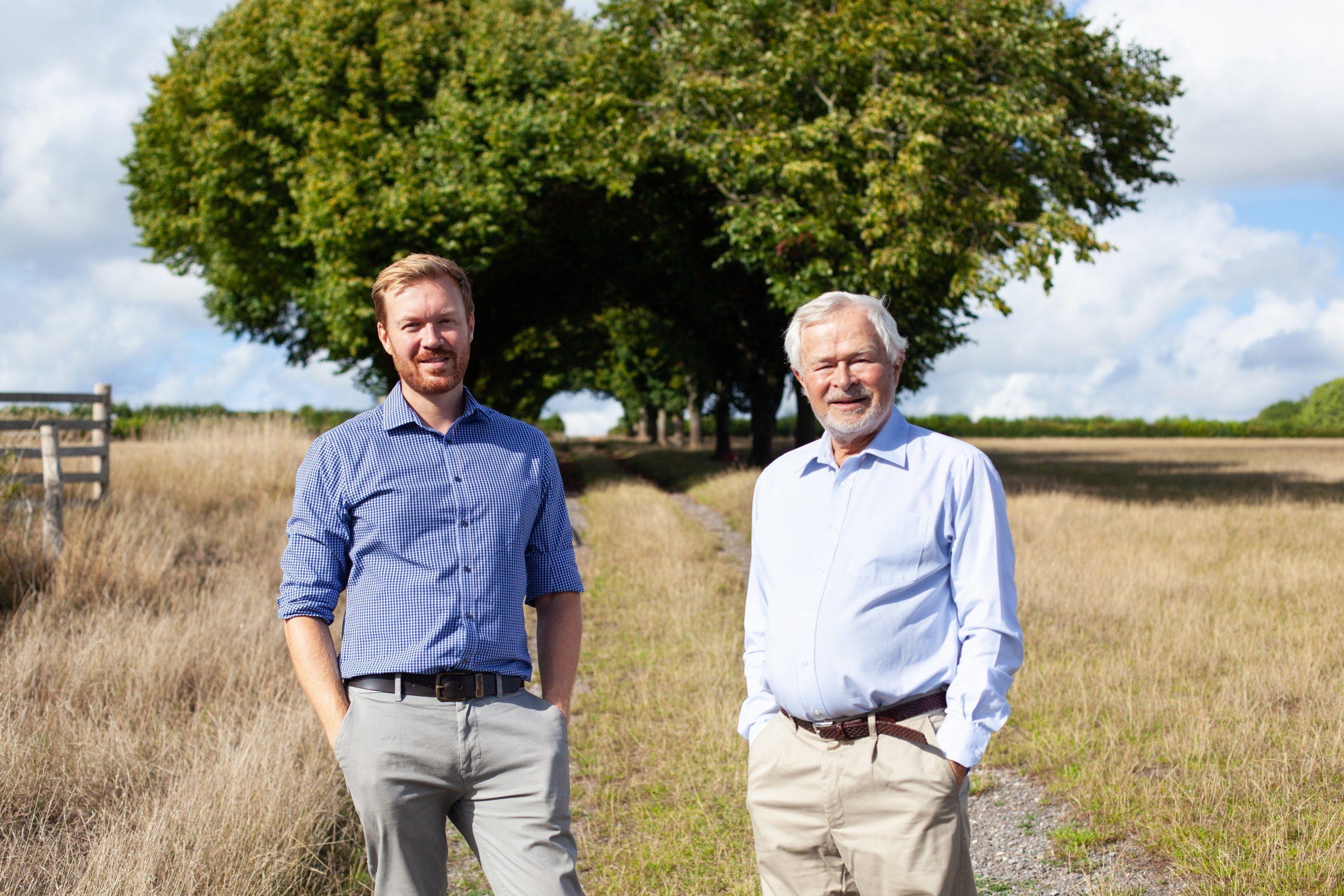 Hugh and David Wadlow, QEC Management Services